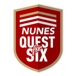 Nunes Quest for Six