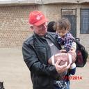 John Roberts's fundraiser for Yurimaguas, Peru