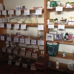 MamaBaby Haiti's Supplies
