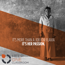 Help One Classroom-Haiti