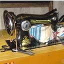 Rwandan Sewing Machine