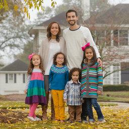 Valencia Family's Adoption