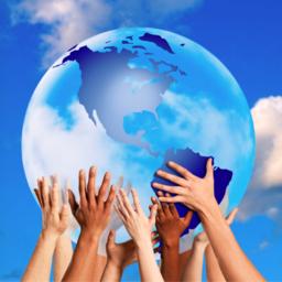 Helping Hands Around The World