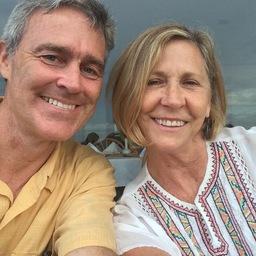 John and Debbie Serving in Uganda