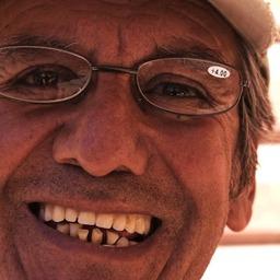 Eyeglasses in the Amazon