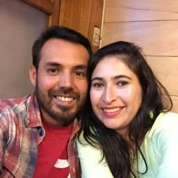 e3 Peru National Partner - Alexis and Belen