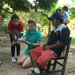 Haley Colburn's fundraiser for Tingo Maria, Peru