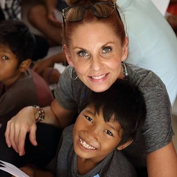Kelly Kirby's fundraiser for Phnom Penh 2017