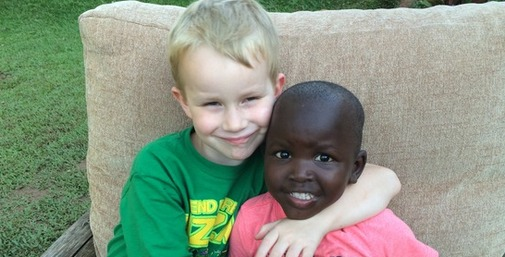 Wittig Family Adoption is raising money on AdoptTogether for their adoption from Uganda.