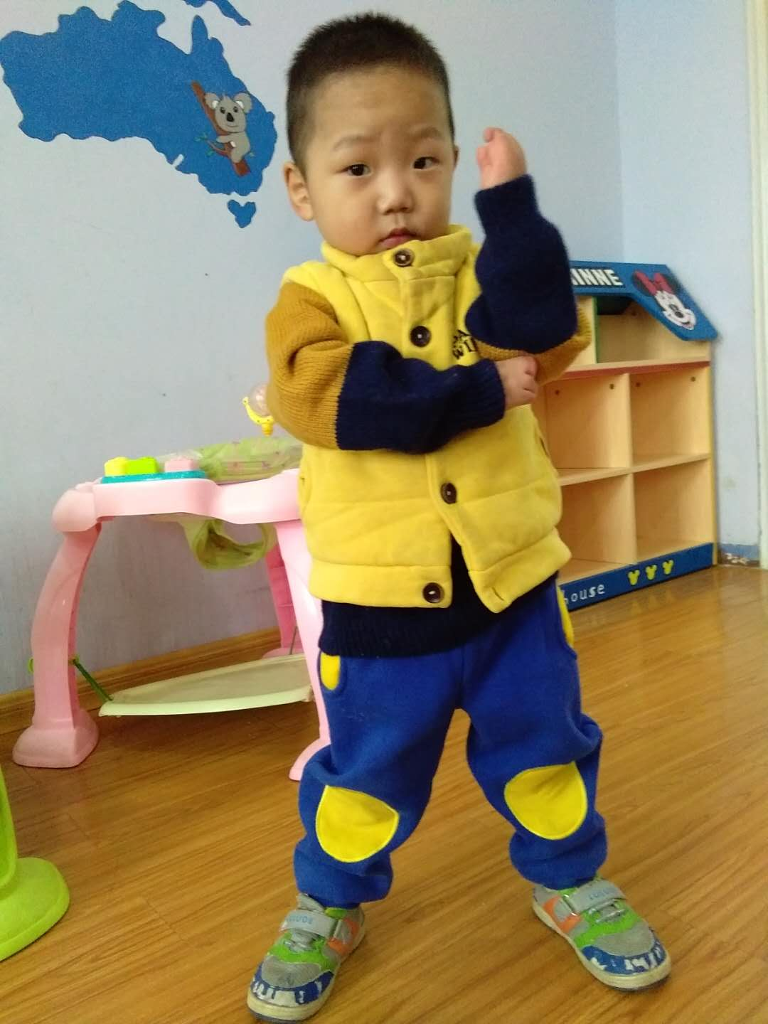 Tanis Family Adoption: Hey Jude is raising money on AdoptTogether for their adoption from China.