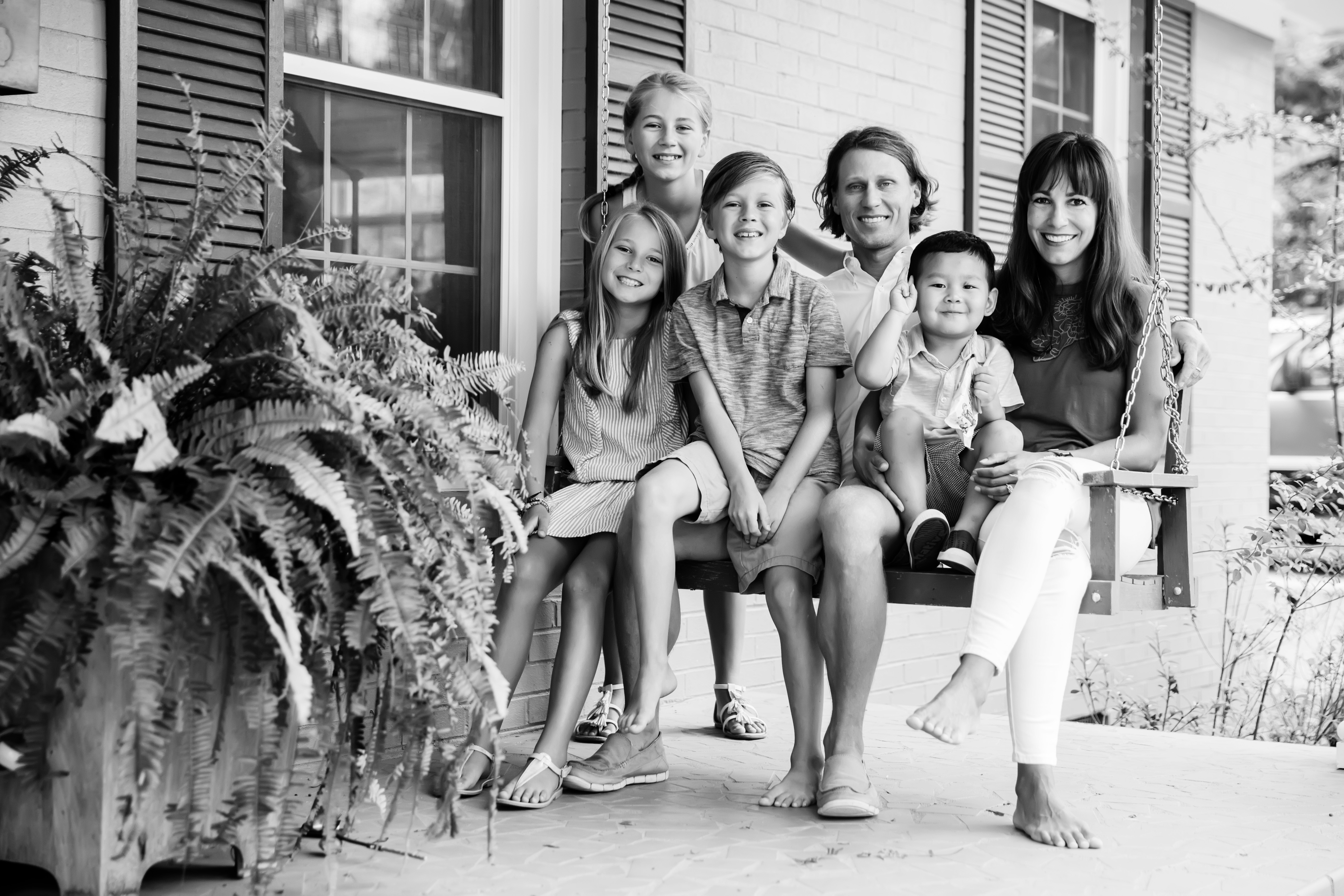 Stickler Family Adoption is raising money on AdoptTogether for their adoption from China.
