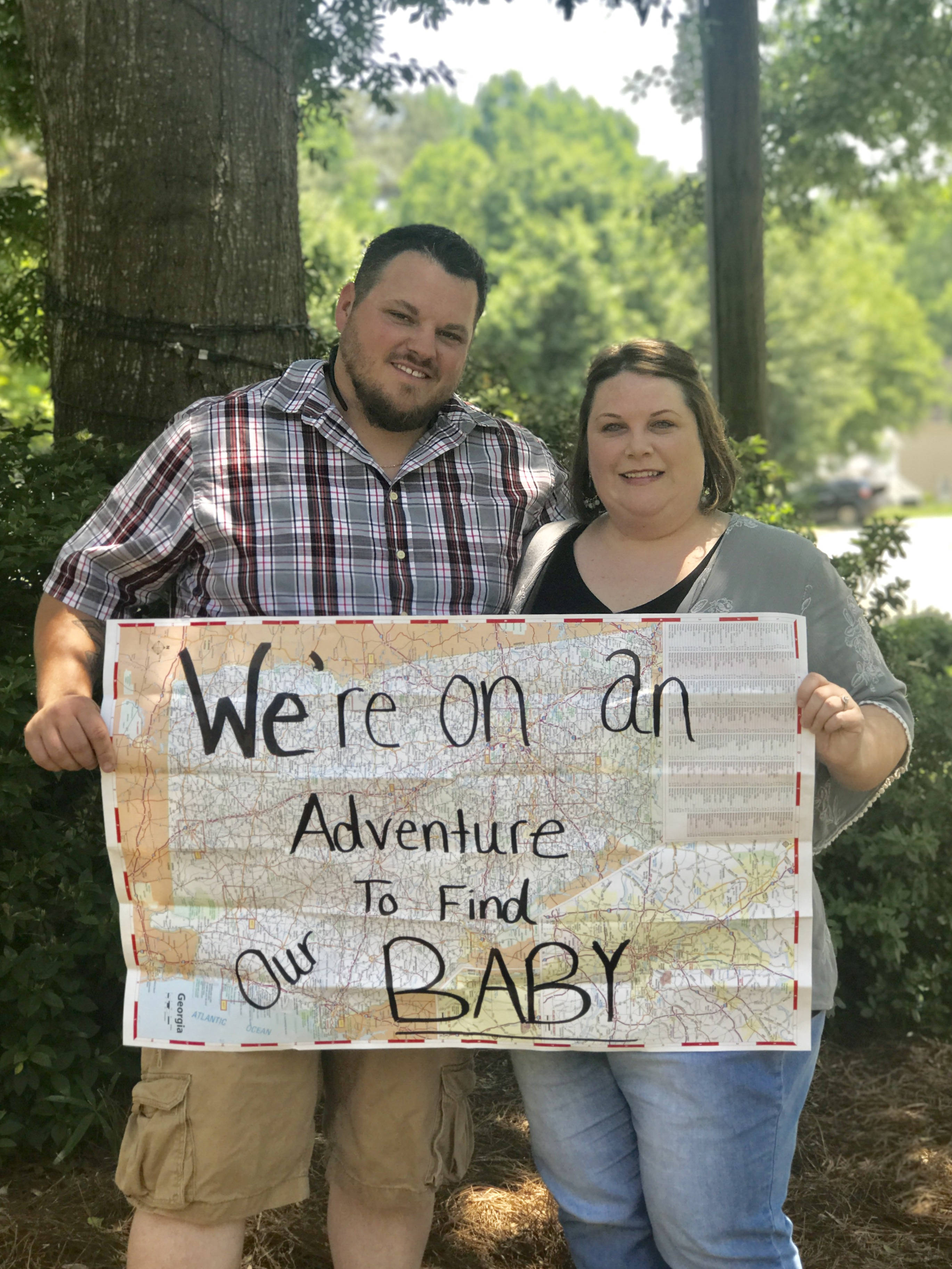 BRINGING HOME BABY G is raising money on AdoptTogether for their adoption from United States.