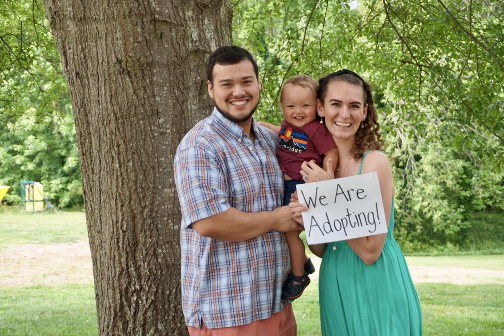 Downer Family Adoption is raising money on AdoptTogether for their adoption from .