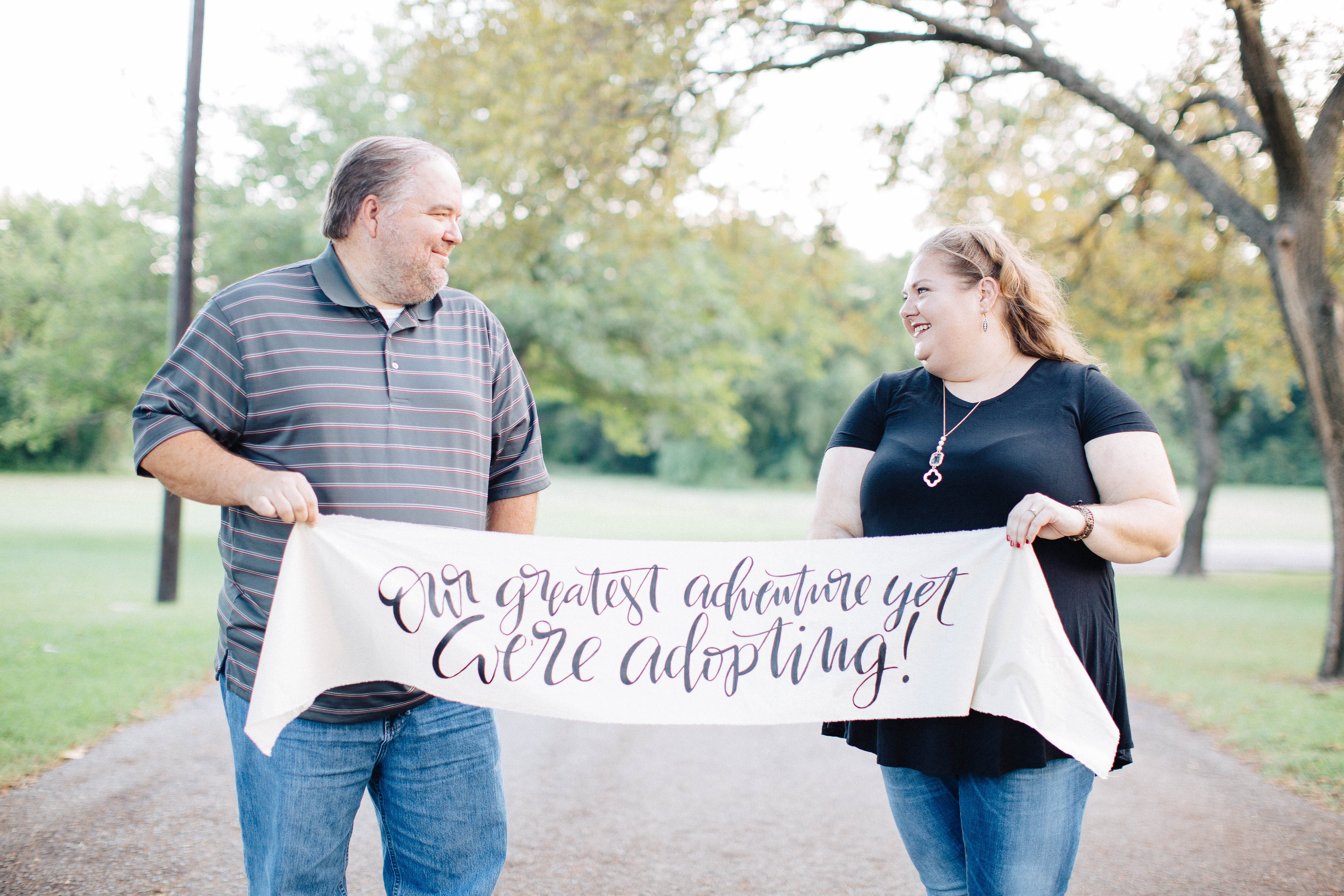Goodman Family Adoption is raising money on AdoptTogether for their adoption from United States.