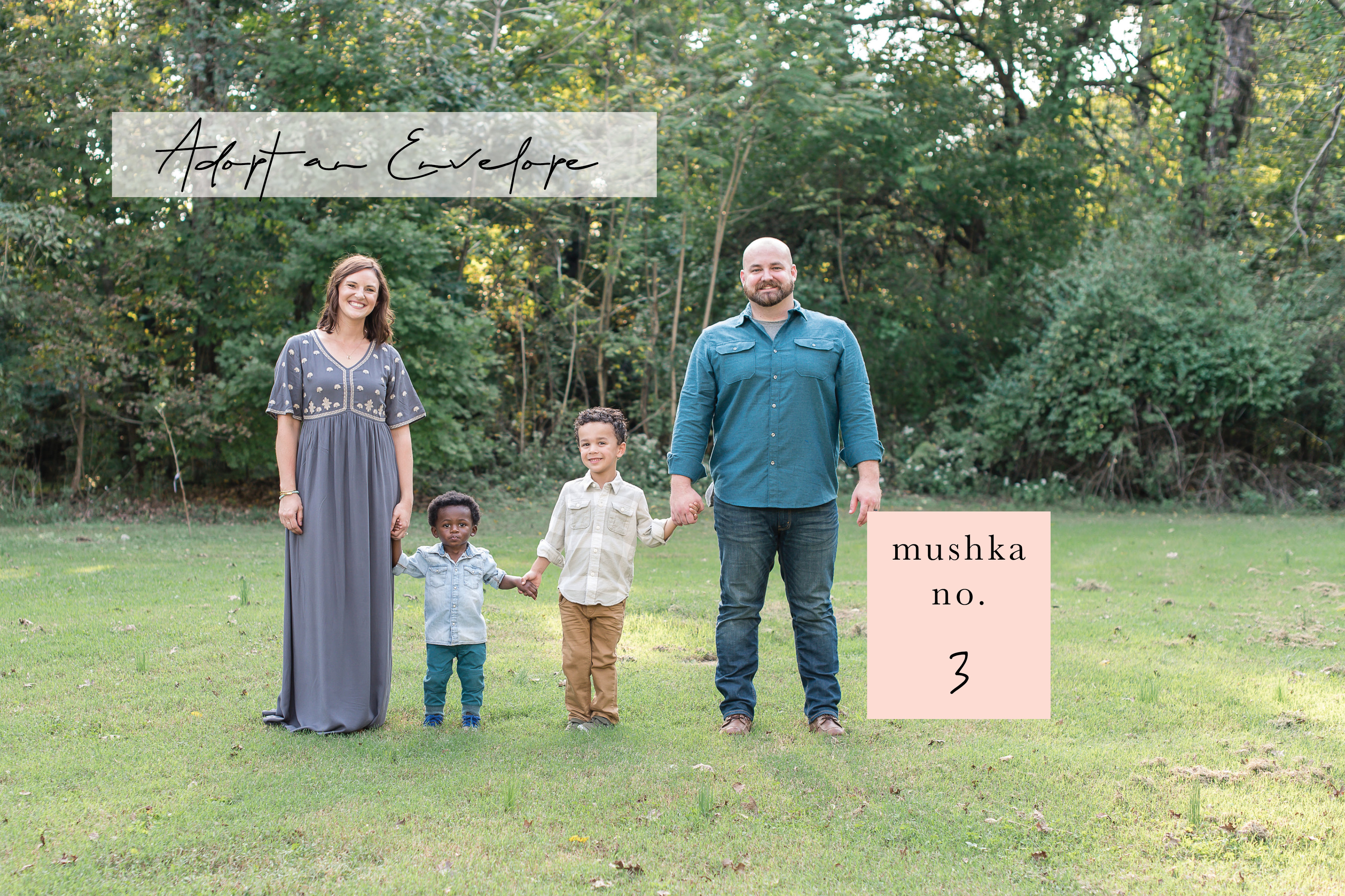 Bring Mushka No.3 Home! is raising money on AdoptTogether for their adoption from .
