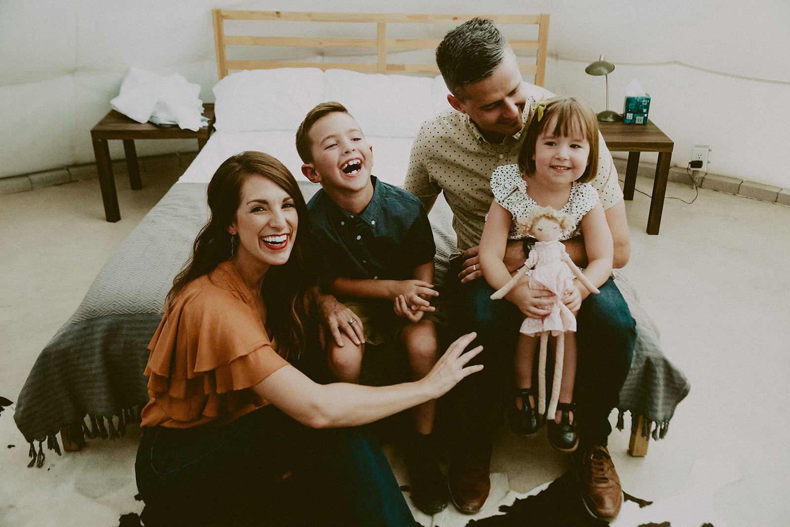 Rosenbaum Family Adoption is raising money on AdoptTogether for their adoption from United States.