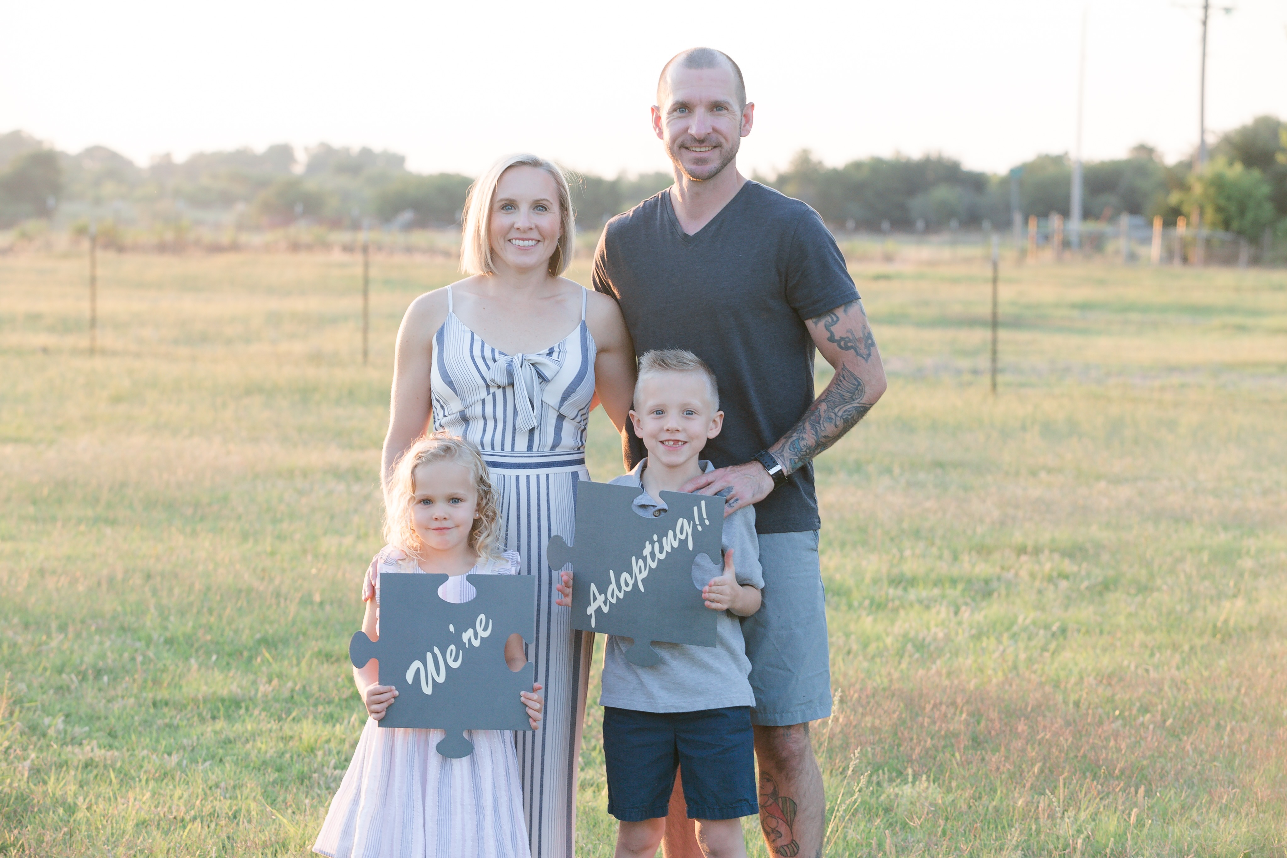 Marshall Family Adoption is raising money on AdoptTogether for their adoption from .