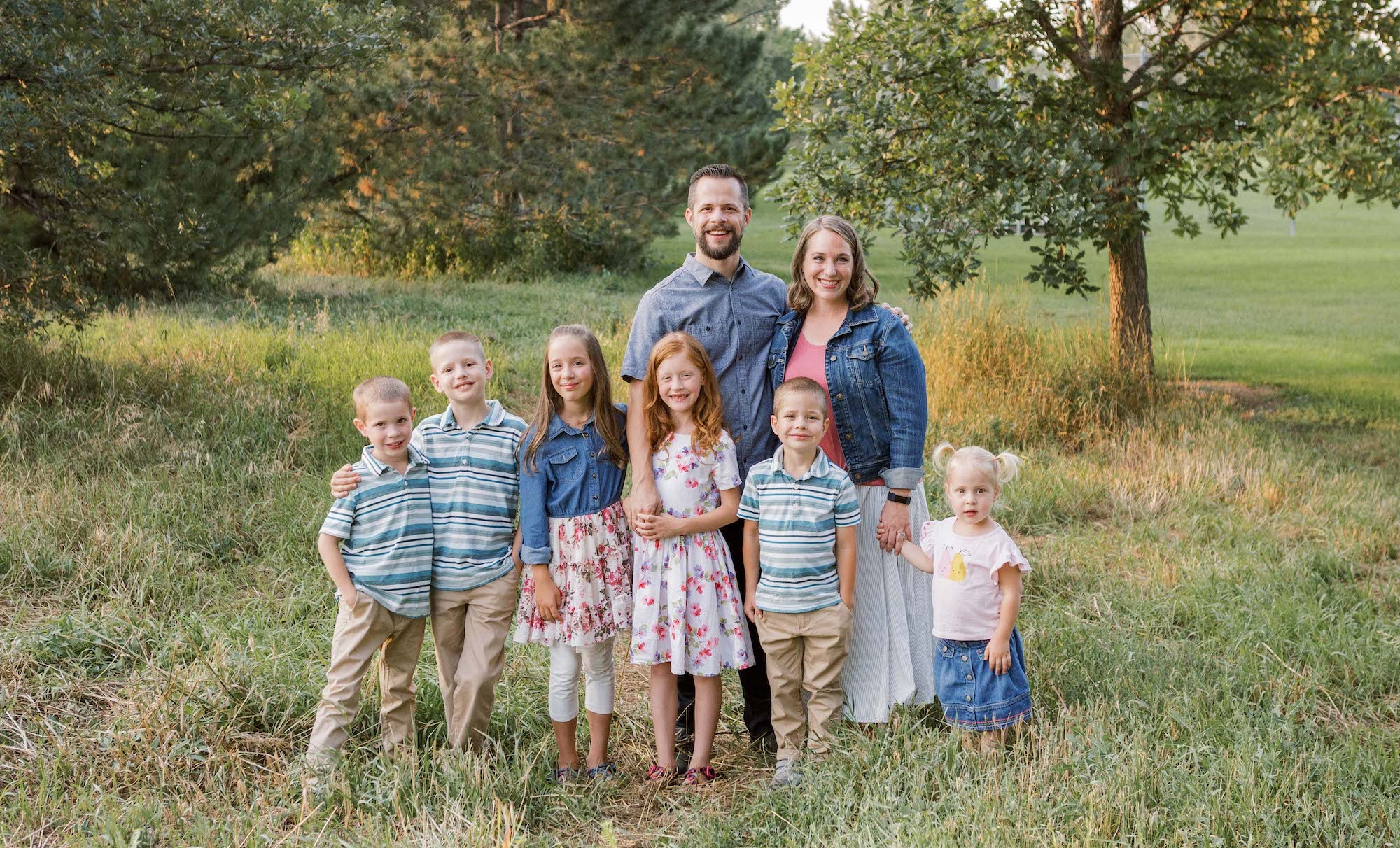 Johnson Family is raising money on AdoptTogether for their adoption from Ukraine.