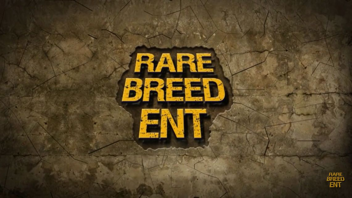 Jumbotron Rare Breed Ent