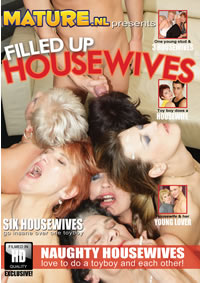 FILLED UP HOUSEWIVES (04-30-15) Medium Front