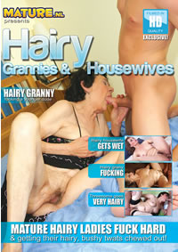 HAIRY GRANNIES AND HOUSEWIVES (05-21-15) Medium Front