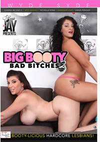 BIG BOOTY BAD BITCHES 02 (1-14-16) Medium Front