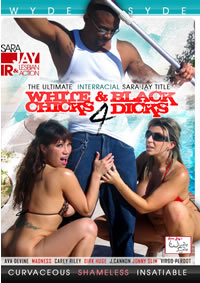 WHITE CHICKS AND BLACK DICKS 04 (1-28-16 Medium Front