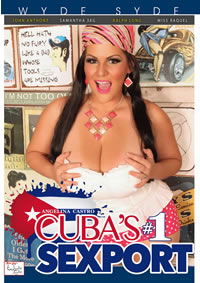 ANGELINA CASTRO CUBAS NUMBER ONE SEXPORT Medium Front
