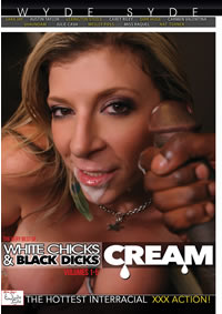 WHITE CHICKS & BLACK DICKS: CREAM Medium Front
