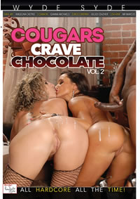 COUGARS CRAVE CHOCOLATE 02 (7-28-16) Medium Front