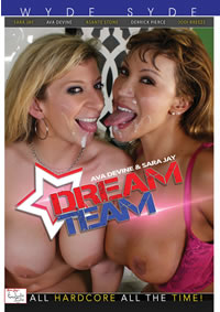 AVA DEVINE & SARA JAY DREAM TEAM (8-25) Medium Front