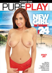 NEW GIRL IN TOWN 24 (10-13-16) Medium Front
