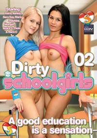 DIRTY SCHOOLGIRLS 02 (11-17-16) Medium Front