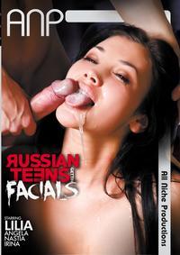 RUSSIAN TEENS GETTING FACIALS (08-17-17) Medium Front