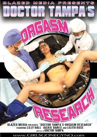 DOCTOR TAMPAS ORGASM RESEARCH (08-24-17) Medium Front