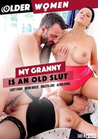 MY GRANNY IS AN OLD SLUT (9-18-18) Medium Front