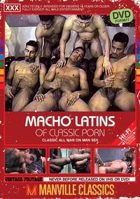 MACHO LATINS OF CLASSIC PORN (5-14-19) Medium Front