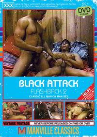BLACK ATTACK FLASHBACK 02 (5-28-19) Medium Front