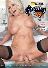 GRANNY LOVES COCK 02 (7-30-19) Medium Front