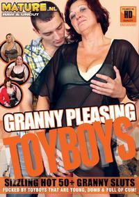 GRANNY PLEASING TOYBOYS (8-20-19) Medium Front