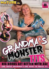 GRANDMA'S MONSTER TITS (8-13-19) Medium Front