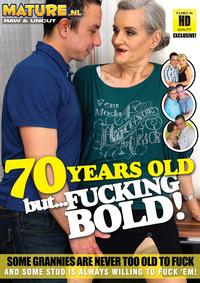 70 YEARS OLD BUT FUCKING BOLD (9-10-19) Medium Front
