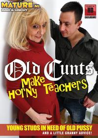 OLD CUNTS MAKE HORNY TEACHERS (10-22-19) Medium Front
