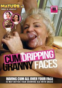 CUM DRIPPING GRANNY FACES (12-23-19) Medium Front