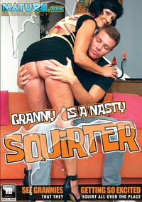 GRANNY IS A NASTY SQUIRTER (8-25-20) Medium Front