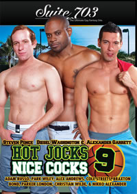HOT JOCKS NICE COCKS 09 (5-26-11) Medium Front