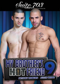 MY BROTHERS HOT FRIEND 09 (6-23-11) Medium Front
