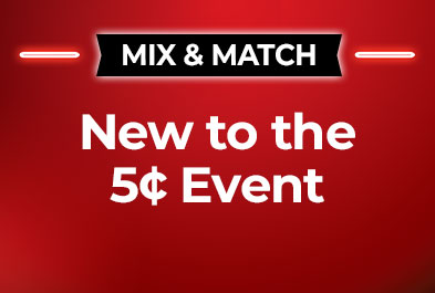 New to the 5¢ Event