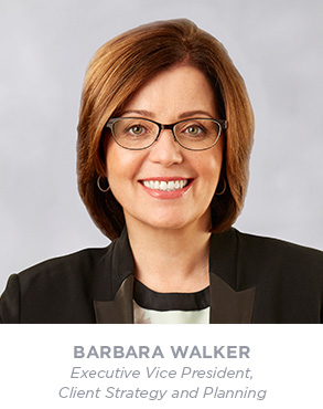 Barbara Walker - Executive Vice President, Chief Marketing Officer