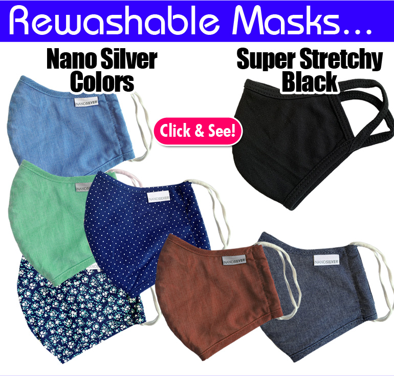 Rewashable